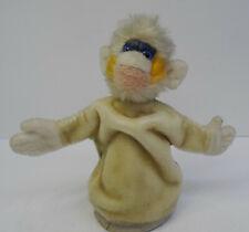 vintage toy - Steiff Mungo Handpuppe Kasperl Theater Puppe ~60er-70er