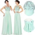 Grace Karin perles robe de soirée bal mariée mariage taille:3 4/36/38/40