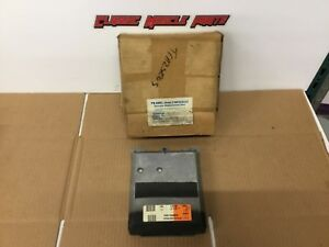 NOS 85 86 87 Renault Alliance ECM ECU Engine Control Computer Module 8933001918
