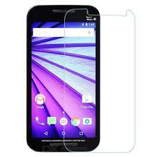 9h Claro Protector de pantalla de vidrio templado para Motorola Moto G3 (3 º