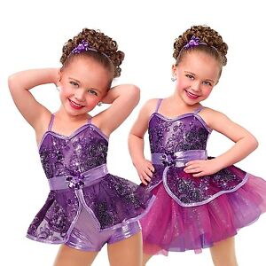 Child Dance Costume Full of Wishes