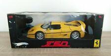 Ferrari F50 Hot Wheels ELITE 1:18 Yellow