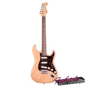 SX ASH2R Ash Series American Swamp Ash Body Stratocaster Electric Guitar