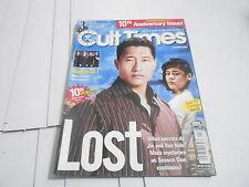 #121 CULT TIMES science fiction tv  magazine (UNREAD) LOST