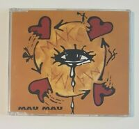 MAU MAU : MAKE MANA (REMIX) ♦ NEW MAXI-CD (NEUF) ♦  Italian band from Turin.