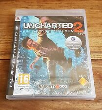 UNCHARTED 2 Jeu Sur Sony PS3 Playstation 3 Neuf Sous Blister VF