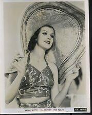 Beautiful  Portrait HELEN WOOD , f1935