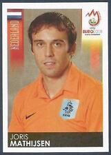 PANINI EURO 2008- #263-NEDERLAND-HOLLAND-JORIS MATHIJEN