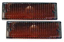 Bmw 3 series E30 fumé avant indicateur répéteur lentilles