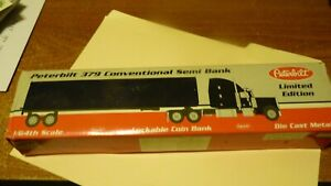 Peterbilt 379 Conventional Semi Bank - Sears Express 1/64