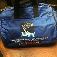 Kenwood Cup 1992 I.O.R 2 Ton Yacht Race Honolulu Hawaii Carry on Bag