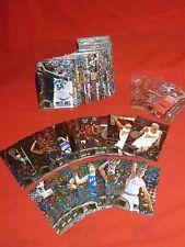 FLEER METAL SERIES 1 1995 PART SET 119 of 120 + ROOKIES + SILVER ROOKIES VGC NBA