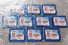 Lot 10 sachets 50 images vignettes Sticker album Upper Deck ♦ Yu-Gi-Oh ! GX 3