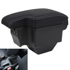 Armrest Box For MG ZS 2016-2019 Central Consoles Box Arm Rest With 3 USB Charge