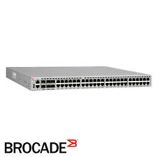Brocade BR-VDX6710-54-R VDX 6710 48-Port Ethernet Switch w/ 10GbE
