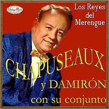 CHAPUSEAUX Y DAMIRON iLatina CD #174 / Guaracha , Son Montuno , Si Ella Se Deja