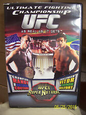 Ultimate Fighting Championship - UFC 46 - Super Natural (DVD, 2004)