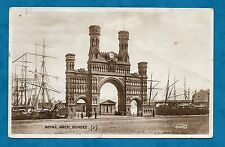 1937 RP PC ROYAL ARCH, DUNDEE - TALL SHIPS