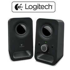 6WZ150 Logitech Multimedia Computer Stereo Speakers Sound PC Desktop Laptop Desk