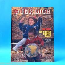DDR FÜR DICH 47/1989 Lieskau Rückkehrer Bärbel Bohley Saubere Züge Bandagist
