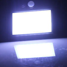 New listing 4 pcs 40 Led Solar Light Outdoor Solar Lamp Pir Motion Sensor Wall Light ~ Usa