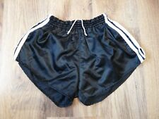 Vintage Adidas Shiny Nylon Shorts Glanz Sz Small* (S199)