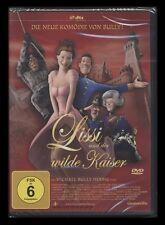 DVD LISSI UND DER WILDE KAISER - MICHAEL BULLY HERBIG - Eine Sissi Komödie *NEU*