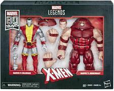 Marvel Legends Colossus VS Juggernaut 2 Pack Marvel Comics 80th Anniversary NEW