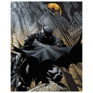 DC COMICS BATMAN DESIGN 1000PCE JIGSAW PUZZLE