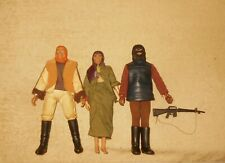 Vintage Mego Planet of the Apes POTA Action Figure Lot    Old 70's Toy