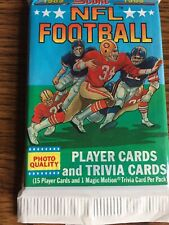 1- 1989 Score Football Pack Sanders/Aikman*Guaranteed HERSCHEL & Reggie  #317
