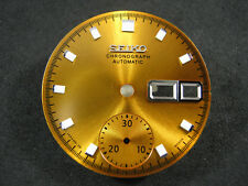 New Pogue 6139-6002 Yellow Gold Dial Replacement
