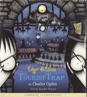 Edgar & Ellen Tourist Trap Charles Ogden 3CD Audio Book Unabridged FASTPOST