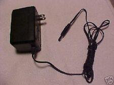 9v dc SEGA MK 1602 ADAPTER cord Genesis game console transformer power wall plug
