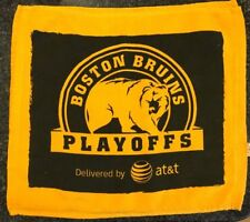 2011 Boston Bruins Stanley Cup Playoffs Rally Towel NHL