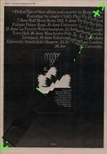 Modern Eon Fiction Tales Advert NME Cutting 1981