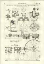 1890 300 Hp Triple Expansion Engine Mr Thomas Powell Diagrams