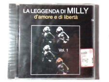 MILLY La leggenda di - D' amore e di libertà vol. 1 cd