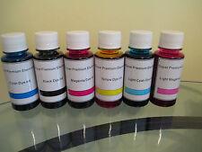 NON OEM Bulk Ink Refill Bottles kit for Epson Artisan 700 710 725 730 CIS CISS