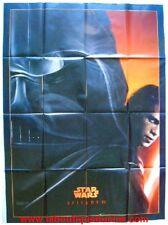 STAR WARS EPISODE 3 : LA REVANCHE DES SITHS Affiche Cinéma / Movie Poster