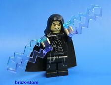 Figurine LEGO STAR WARS / imperator empereur palpatine avec machtblitz