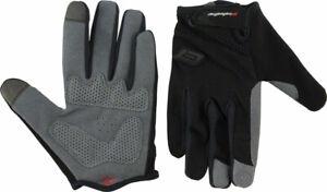 Bellwether Direct Dial Gloves - Black, Full Finger, Men's, Large