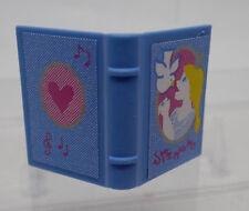 Lego Buch 33009 hell blau mit Aufkleber Belville