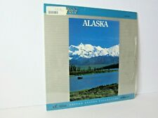 Alaska United States Collection Color Laserdisc        2