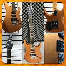 90's Washburn WR150 / MBZ RARE Metallic Copper Color Electric Guitar