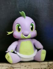 My Little Pony - Spike The Baby Dragon Talking Plush Rare