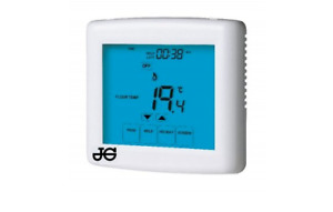 JG Speedfit 12v Network Touchscreen Room Thermostat JGSTAT/TS/V3 *DEL & VAT INC*
