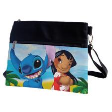 Lilo Stitch Kleine Umhängetasche Damen Handtasche p47 w2031