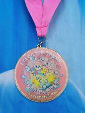More details for professor burps bubbleworks merlin chessington world of adventures ride medal.