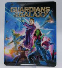 GUARDIANS OF THE GALAXY glossy fridge / Bluray Steelbook Magnet (NOT LENTICULAR)